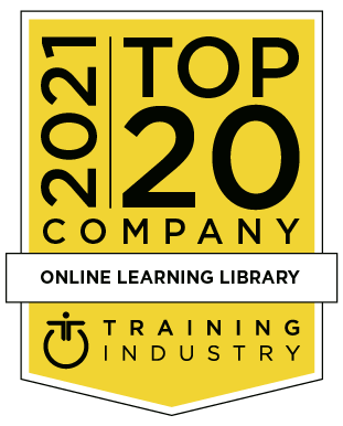 Intuition is included in Training Industry Inc.'s Top 20 Online Learning Library Companies for 2021