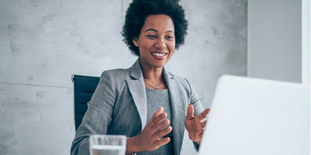 Virtual presenting is now a required skill in the modern workforce